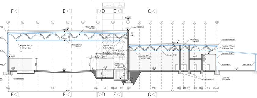 Tragwerksplanung Halle -