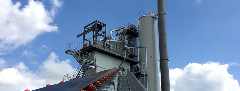 Bautechnische Prüfung Asphaltmischanlage - Bautechnische Prüfung Asphaltmischanlage