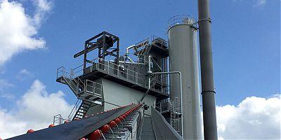 Bautechnische Prüfung Asphaltmischanlage